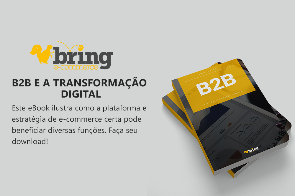 B2B E A TRANSFORMAÇÃO DIGITAL