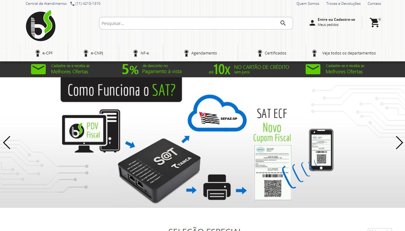 4a38bef1c Veja apenas alguns dos clientes que utilizam a Bring Magento. São Paulo  Certificação Digital. Web Certificados. BR Certificados